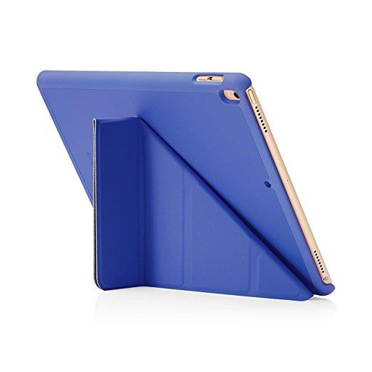 "Pipetto Origami Case iPad Pro 10.5"" Royal Blue 