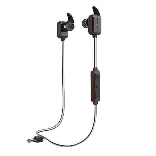 Braven Flye Sport Reflect Earbuds Grey/Red | Tradeline Egypt Apple