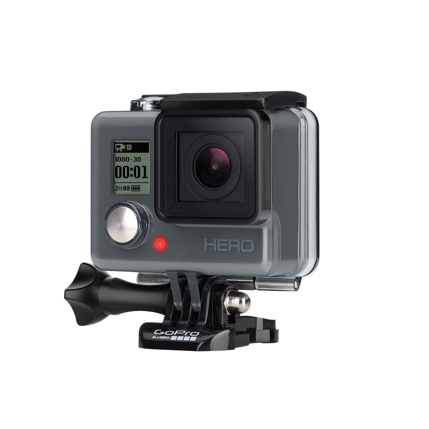 GoPro HERO | Durable + Waterproof to 131-Feet (40m) Tradeline Apple