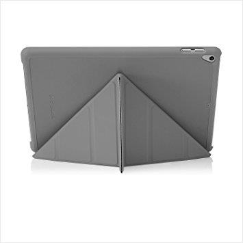"Pipetto iPad 9.7"" Origami Case - Dark Grey"