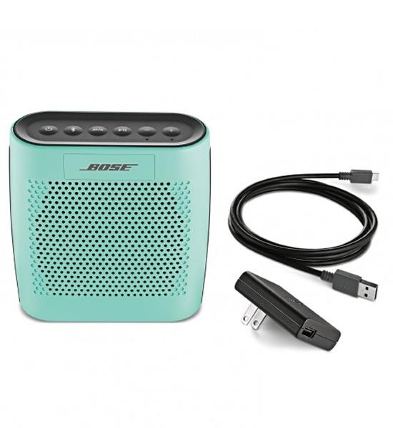 Bose SoundLink Colour Mint | Sound link color speaker suits your active, mobile lifestyle Tradeline Apple