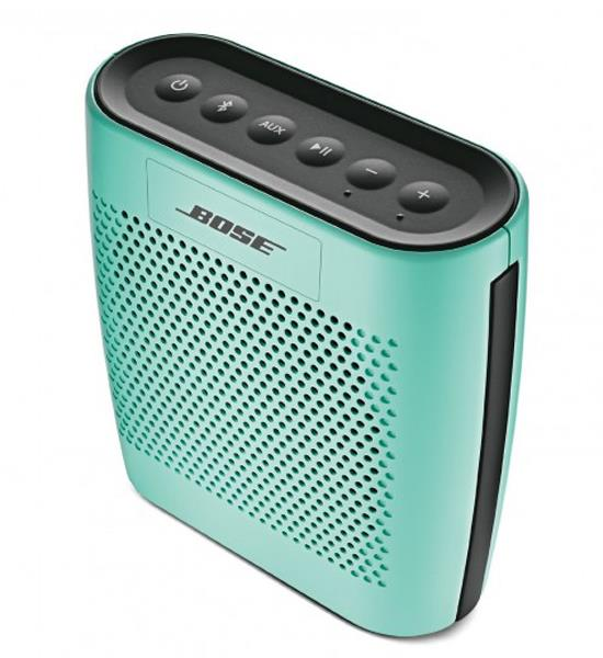 Bose SoundLink Colour Mint | A compact speaker Tradeline Apple