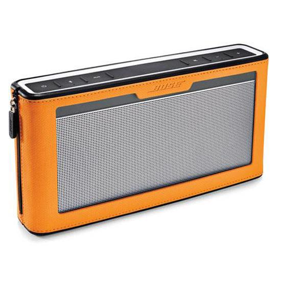 Bose SoundLink III Cover Orange | Show off your style Tradeline Apple