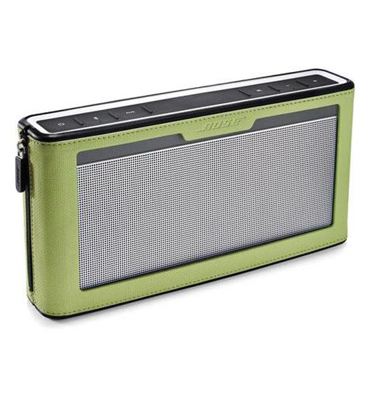 Bose SoundLink III Cover Green | Show off your style Tradeline Apple