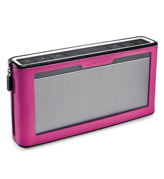 Bose SoundLink III Cover Pink | Show off your style Tradeline Apple