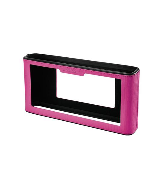 Bose SoundLink III Cover Pink | Tradeline Egypt Apple