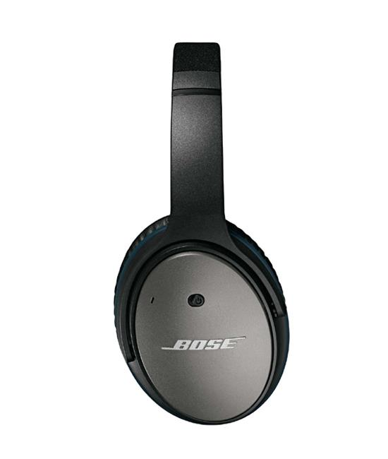 Bose QC25 Black | Less Noise, More relaxing Tradeline Apple
