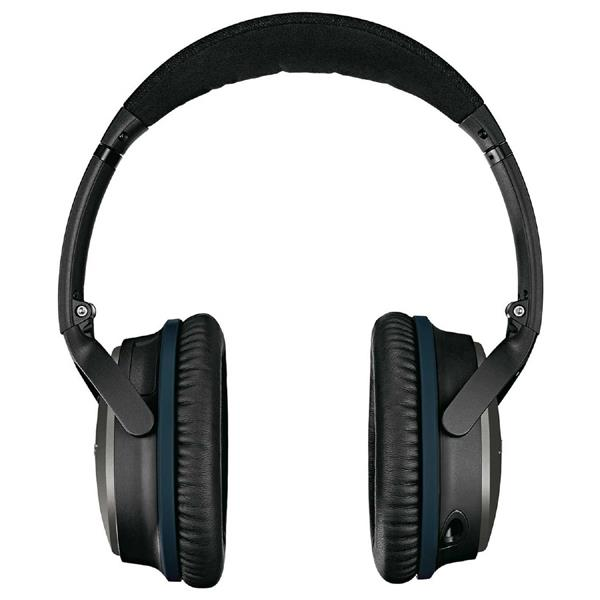 Bose QC25 Black | QuietComfort 25 Tradeline Apple