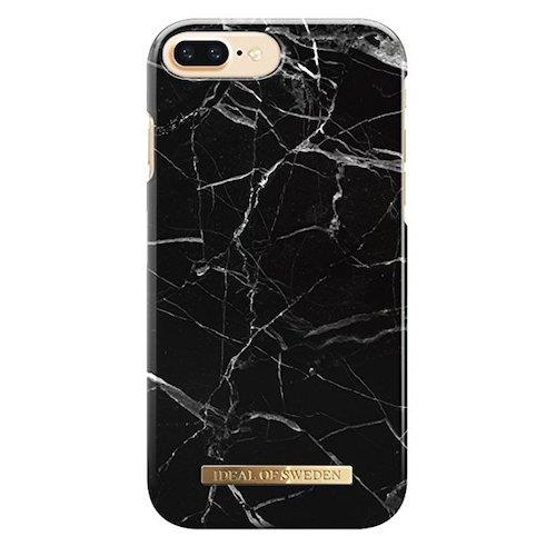 iDeal of Sweden Black Marble For iPhone 7 Plus & 8 Plus | Tradeline Egypt Apple