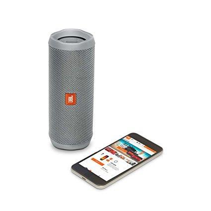 JBL Flip 4 Speaker Grey