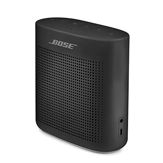 Bose SoundLink Color Blutooth Speaker II Soft Black