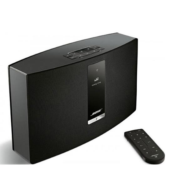 Bose SoundTouch 20 Series ll Black | Tradeline Egypt Apple