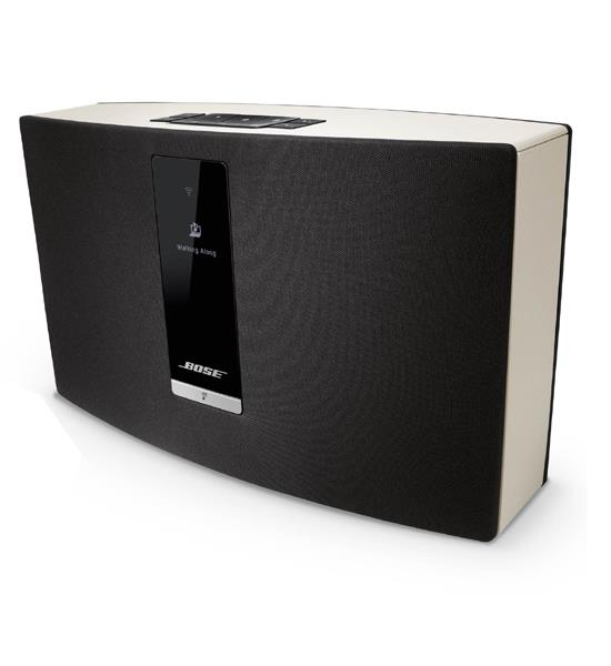 Bose SoundTouch 20 Series ll White | Tradeline Egypt Apple