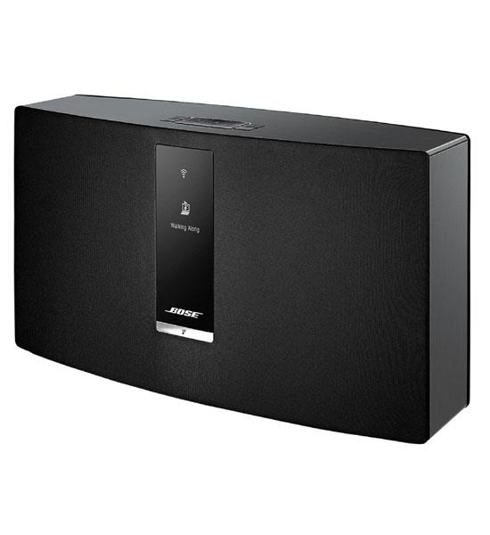Bose SoundTouch Portable Series ll Black | Tradeline Egypt Apple
