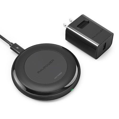 Ravpower Wireless Fast Charger Pad | Tradeline Egypt Apple