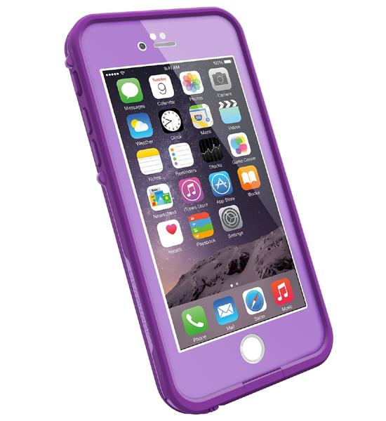 Lifeproof Go! Purple For iPhone 6 | Tradeline Egypt Apple
