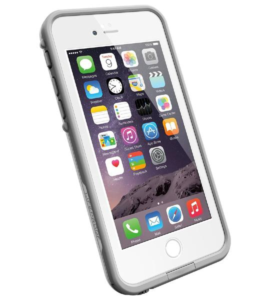 Lifeproof Go! White For iPhone 6 | Waterproof, Dirt Proof, Snow Proof and Drop Proof Tradeline Apple