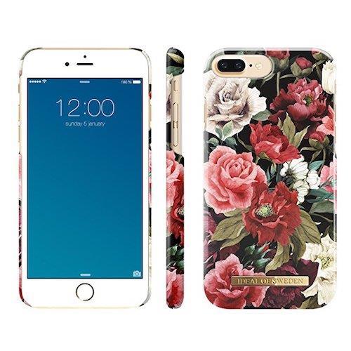 iDeal of Sweden Antique Roses For iPhone 7 Plus & 8 Plus