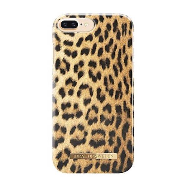 iDeal of Sweden Wild Leopard For iPhone 7 Plus & 8 Plus | Tradeline Egypt Apple