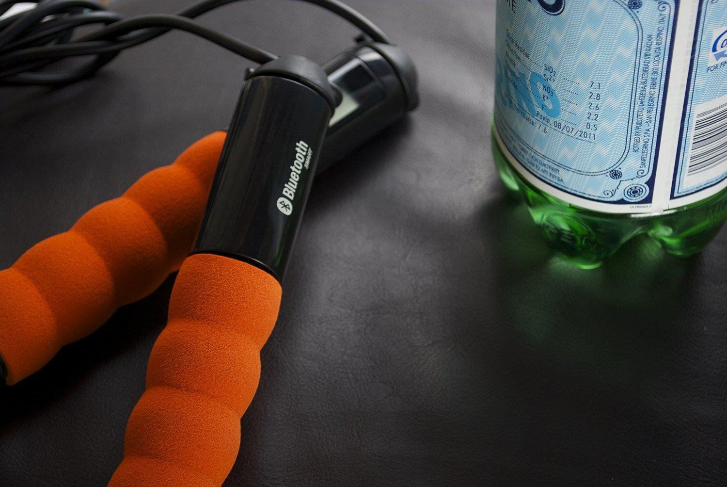 Silver Label Bounce Wireless Skipping Rope | Bounce With Confident Tradeline Apple