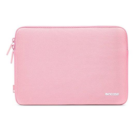 "Incase Ariaprene Classic Sleeve For MacBook 12"" Rose Quartz 