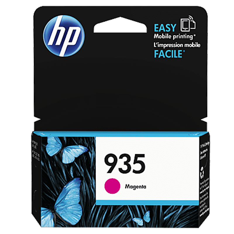 HP 935 Magenta | DESCRIPTION Tradeline Apple