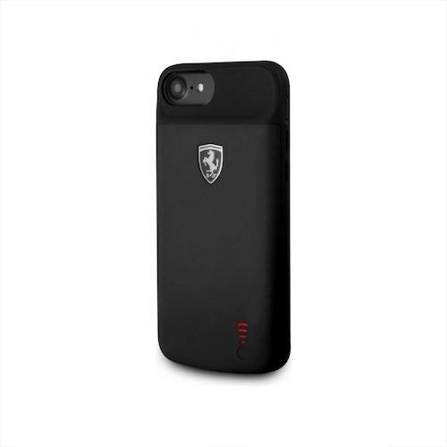 Ferrari full power case for iPhone 8plus -Black