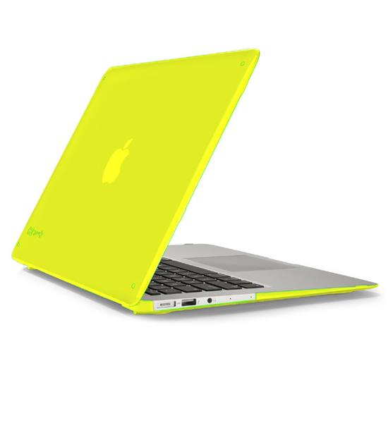 Speck SeeThru MacBook Air 13 Yellow