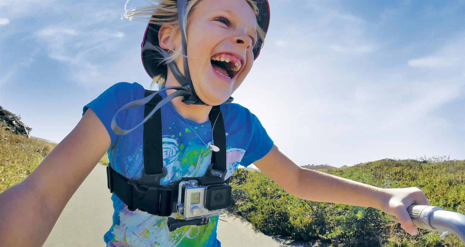 GoPro Chesty Harness | Perfect for skiing, cycling, motocross or paddle sports Tradeline Apple