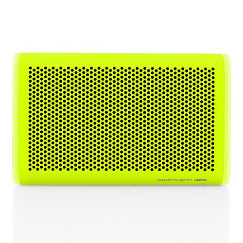 Braven Speaker 405 Electric Green | Tradeline Egypt Apple