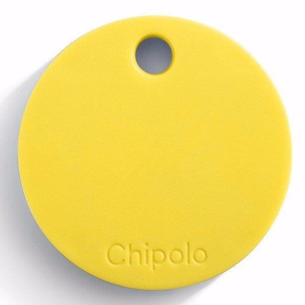 Chipolo Tag it & Find it Yellow | Bluetooth enabled leash Tradeline Apple