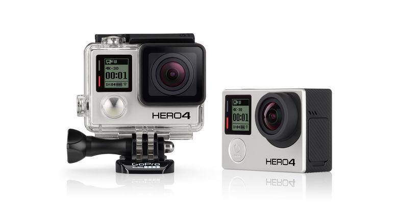 GoPro Hero 4 Black | Most advanced GoPro ever Tradeline Apple