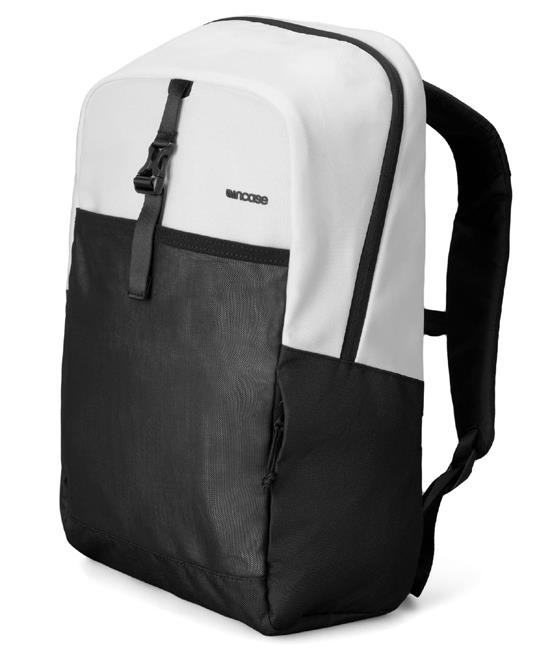 "Incase Cargo Backpack fits up to MacBook Pro 15"" White/Black"