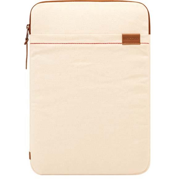 "Incase Terra Collection 15"" Sleeve Natural Canvas 