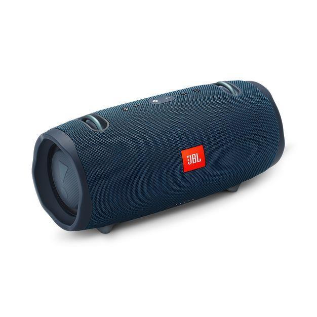 JBL Xtreme 2 Portable Bluetooth Speaker Blue | Tradeline Egypt Apple