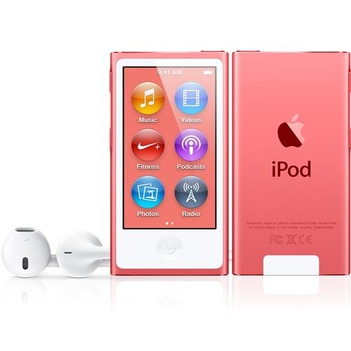 Apple iPod Nano 16GB - Pink | Tradeline Egypt Apple