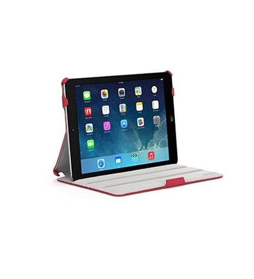 Griffin Journal For iPad Air Red