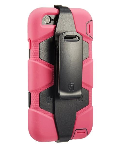 Griffin Survivor iPhone 6 Pink | Tradeline Egypt Apple