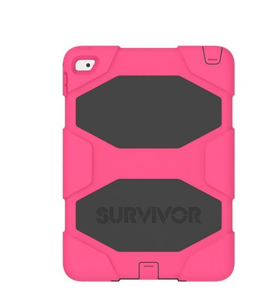 Griffin Survivor iPad Air 2 Pink/Black | Tradeline Egypt Apple