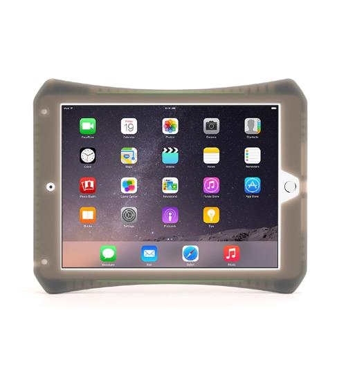 Griffin Survivor CrossGrip iPad Air 2 Smokey