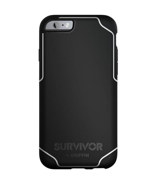 Griffin Survivor Journey iPhone 6/6S White/Black   Tradeline Egypt Apple