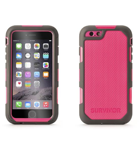 Griffin Survivor Summit iPhone 6/6S Plus Pink | Tradeline Egypt Apple