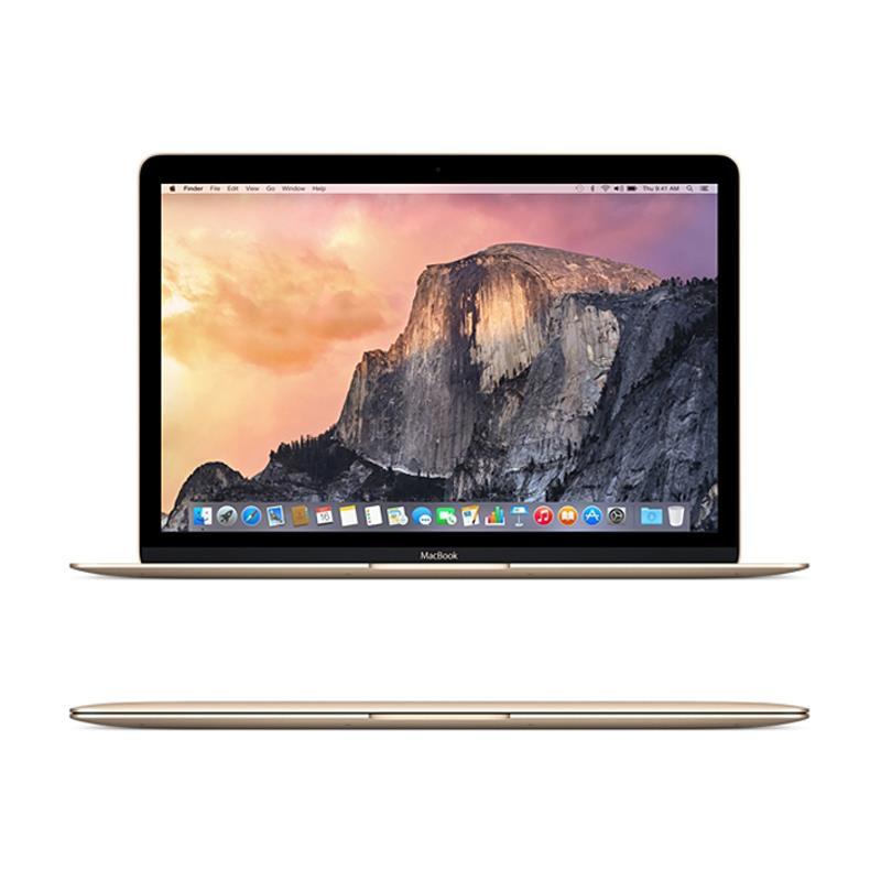 MacBook 12 -inch Retina Core M 1.2GHz/8GB/512GB/Intel HD 5300/Gold | ENHANCED KEYBOARD Tradeline Apple