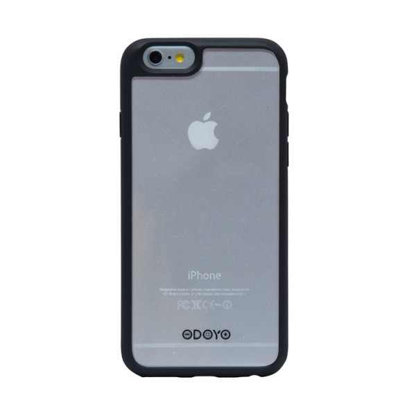 Odoyo Grip Edge Case For iPhone 6/6s Plus Black | 360 Degrees Protection Tradeline Apple