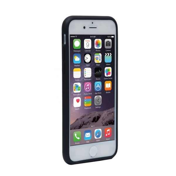 Odoyo Grip Edge Case For iPhone 6/6s Plus Black | Tradeline Egypt Apple