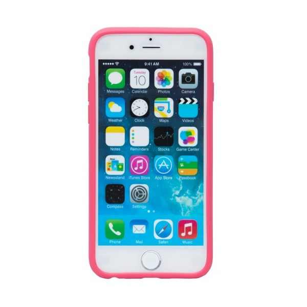 Odoyo Grip Edge Case For iPhone 6/6s Pink