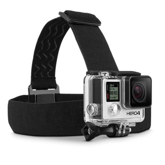 GoPro HeadStrap + QuickClip | Tradeline Egypt Apple