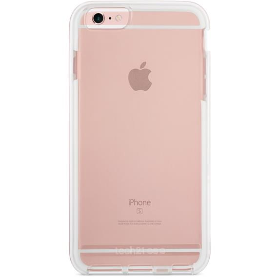 Tech21 Evo Elite for iPhone 6/6S Plus Polished Rose Gold | Tradeline Egypt Apple
