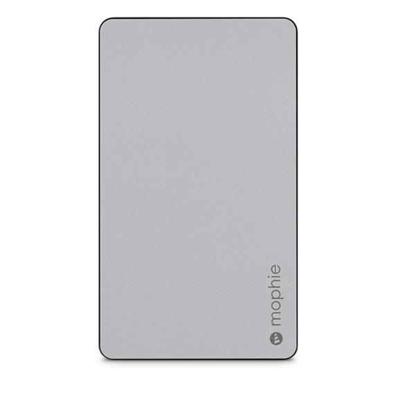 Mophie Powerstation 6,200 mAh Space Gray | Tradeline Egypt Apple