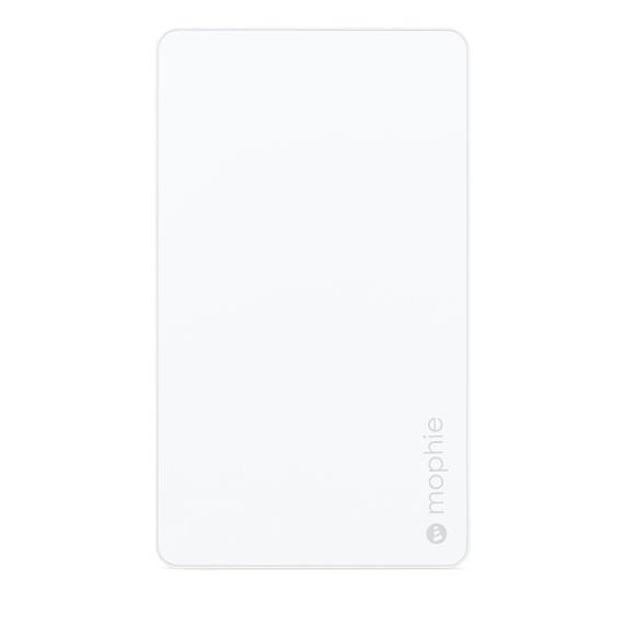 Mophie Powerstation 6,200 mAh White | Tradeline Egypt Apple